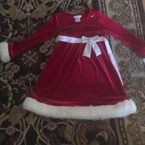 Kids'  Christmas dress